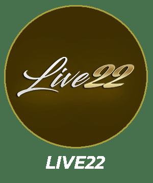 LIVE22 logo circle